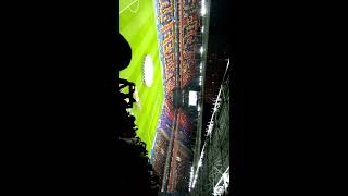 видео: ЦСКА - Манчестер Юнайтед (гимн лиги чемпионов с трибун)