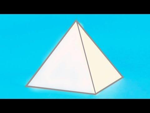 Как сделать геометрическую фигуру из бумаги