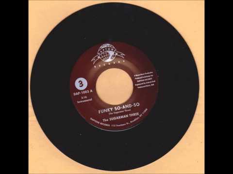 THE SUGARMAN THREE Funky So & So mp3