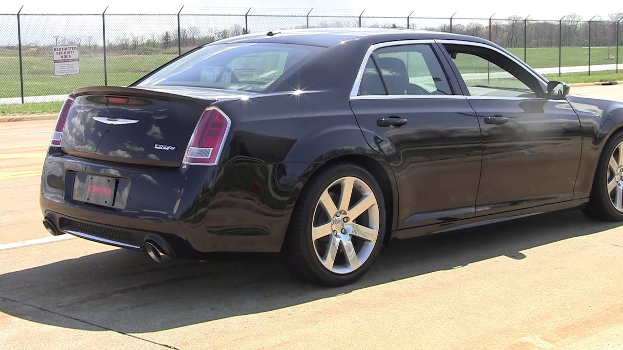 2012 Srt8 Chrysler 300 W Corsa Performance Exhaust Xtreme