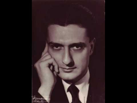 Dinu Lipatti - Chopin Valse Op. 69 n. 2 in B minor (n. 10)