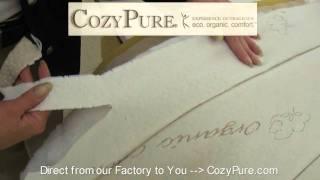 Organic Mattress Fabric - Is it really organic cotton?