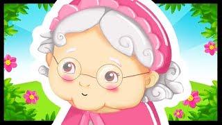 Fête des grands-mères - Comptine et chanson titounis