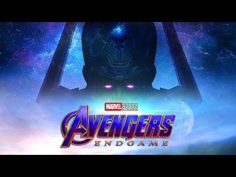 How AVENGERS ENDGAME set up GALACTUS for PHASE 4