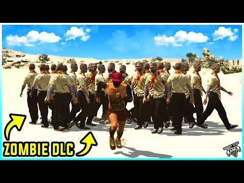 😍 ZOMBIE DLC in GTA 5 Online!? 😳 3 DINGE die sich JEDER wünscht! 😍
