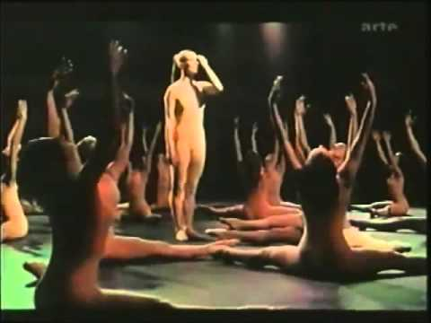 """""""La consagración de la primavera"""" de Maurice Bejart (1970)"""