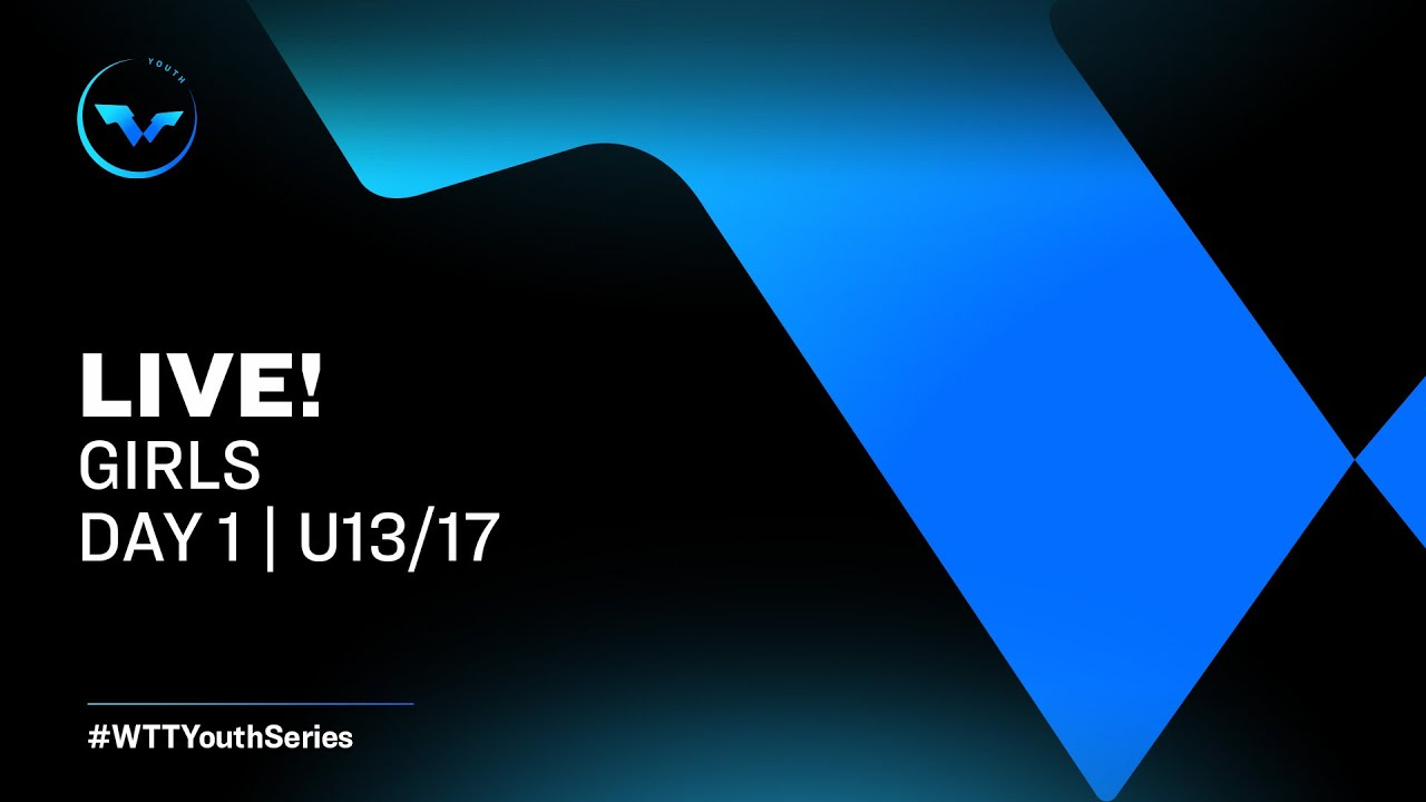 Download WTT Youth Contender Tunis (Girls) - Day 1   U13/17
