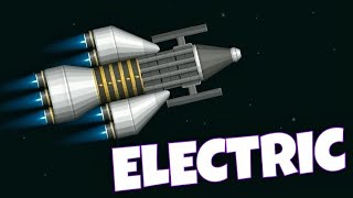 Electric Spaceship // Spaceflight Simulator