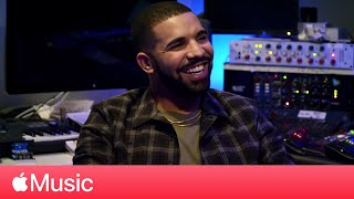 drake talks about jay z and a mixtape with kanye beats 1 apple music