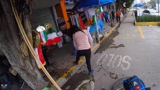 Atropello a peaton en Ciclovia Revolución Cdmx 2017