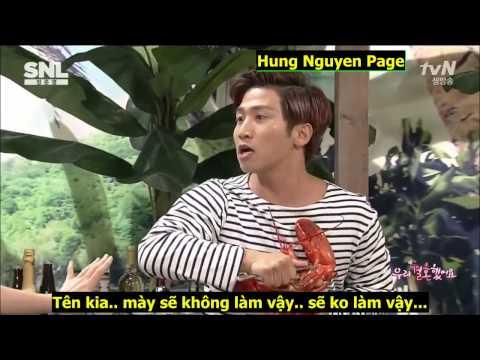 [SNL - vietsub] Sưng U Yeong Mi - Bệnh nghề nghiệp
