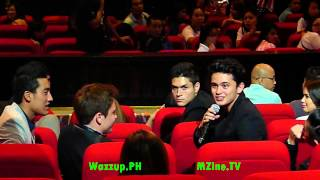 blood ransom movie premiere with Anne Curtis Part 11