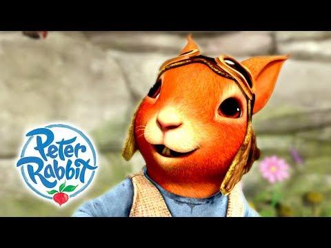 Peter Rabbit - Squirrel World | Peter Rabbit & Nutkin | Cartoons for Kids