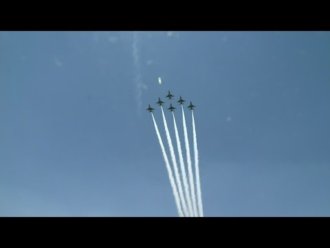 Excitement For Fort Lauderdale Air Show Building At Mach Speed