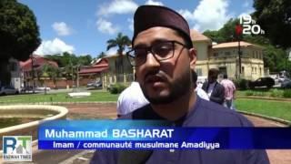 ATV French Guiana: Ahmadiyya Muslims condemn attack in Nice France