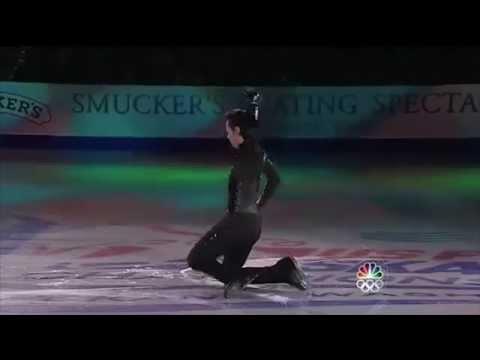 Johnny Weir skates to Smell Yo Dick