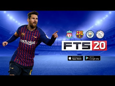 FTS 20 Android Offline 300MB New Transfers Update Best Graphics First Touch Soccer 2020