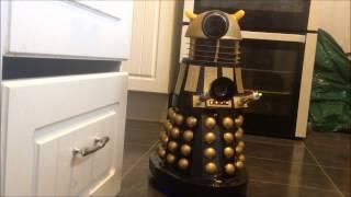 Cardboard Radio Controlled Dalek
