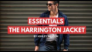 The Harrington Jacket - Men