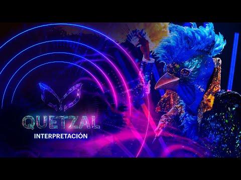 #QuetzalEs Quetzal demuestra que sabe menearse en la pista | ¿Quién es la Máscara? 2020