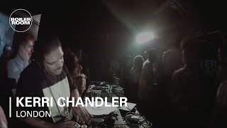 Kerri Chandler 70 min Boiler Room Mix