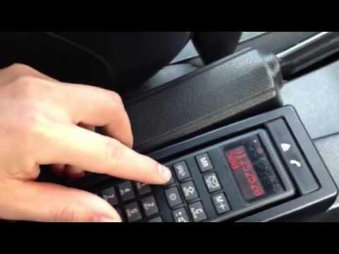 Bmw E30 Phone Telefon Gsm Youtube