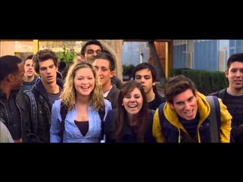 The Amazing Spider-Man - Clip (1/16): Peter's High School Life