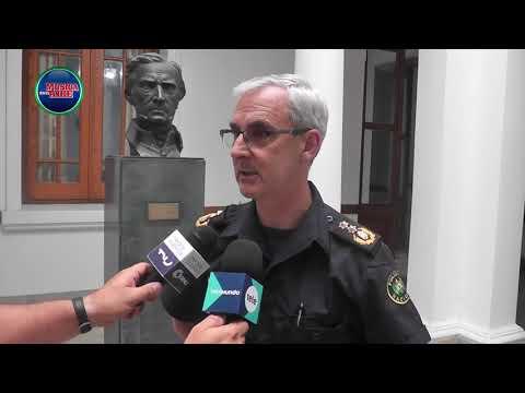 """La policía de Colonia detuvo a 24 personas por narcotráfico en el marco de la """"Operación Murmullo"""""""