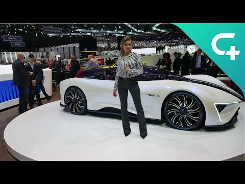 Top 6 electric car concepts from Geneva 2017!