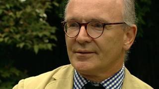 Martin Mosebach im Wortschätze-Interview mit Martin-Jochen Schulz