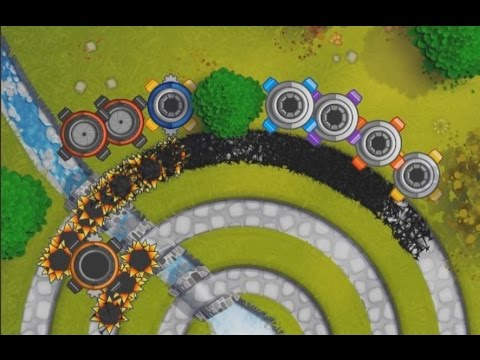 BTD Science - Best Spike Factory Explanation Ever!!!
