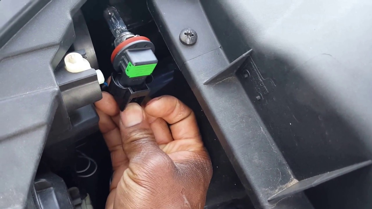 2013 2016 malibu how to change headlight bulb quick easy  [ 1280 x 720 Pixel ]