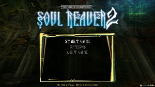 Legacy of Kain: Soul Reaver 2 gameplay (PC Game, 2001)