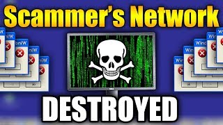 Tech Support Scam Call Center SHUT DOWN! | Tech Support Scammers EXPOSED!