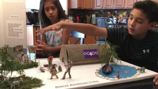 Iroquois Indian Project - How To Build