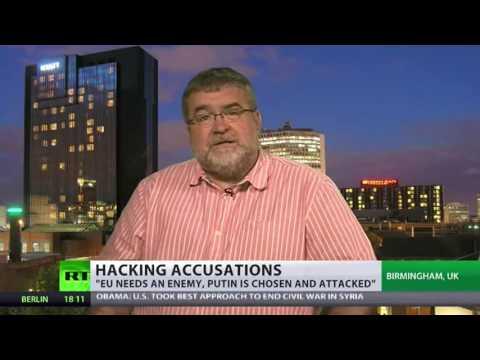 Russia launched 'cyberwar & propaganda campaign' against UK   media