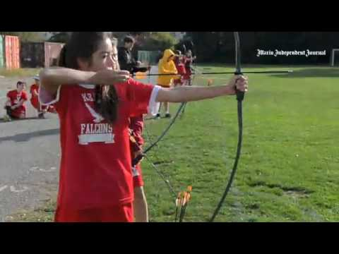 Kent Middle School has extensive physical education program. #Marin