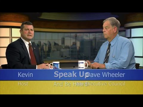 Speak Up - Dave Wheeler Candidate NH Executive Council Dist 5