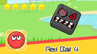 Red Ball 4 TIME MODE Silver Day 4 Walkthrough The Jump'n'Roll Hit Game Recommend index five stars
