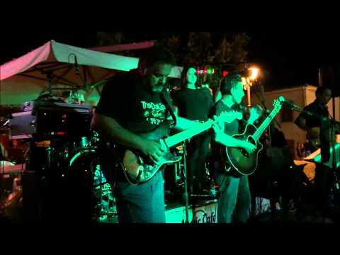 The Dark Zone - Pink Floyd tribute - Caffe' Fiorentini - Bassiano 29/9/15