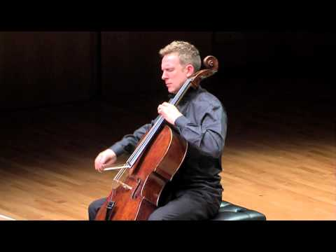 Johannes Moser - Artist of the Season: A Cello point of view