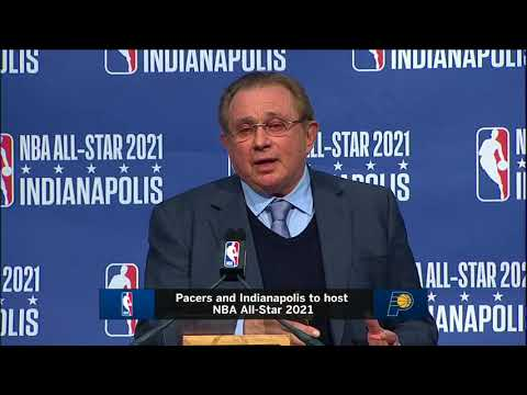 Pacers owner Herb Simon on 2021 NBA All-Star Game