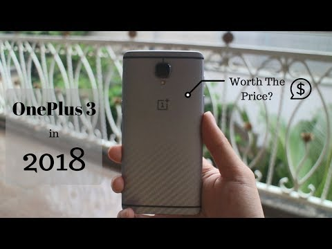 OnePlus3 Review in 2018 - Still Killing Flagships