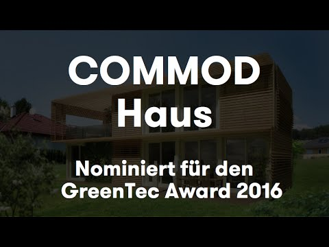 Commod Haus Gmbh Nominiert 2016 In Der Kategorie Galileo