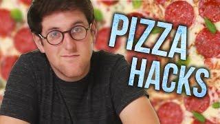 7 Delicious Pizza Hacks(, 2014-08-07T19:18:32.000Z)