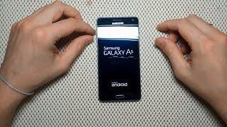 samsung Galaxy A5 (A500F) замена LCD модуля