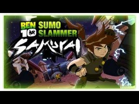 Ben 10 Samurai Online Games