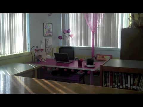 Kinder Library Orientation