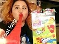 Fruit Roll-ups*Fruit by the Foot* Fruit Gushers/MUKBANG