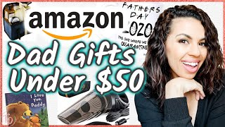 10 Amazon Fathers Day Gifts That Are $50 Or Less L Father's Day Gift Ideas 2020